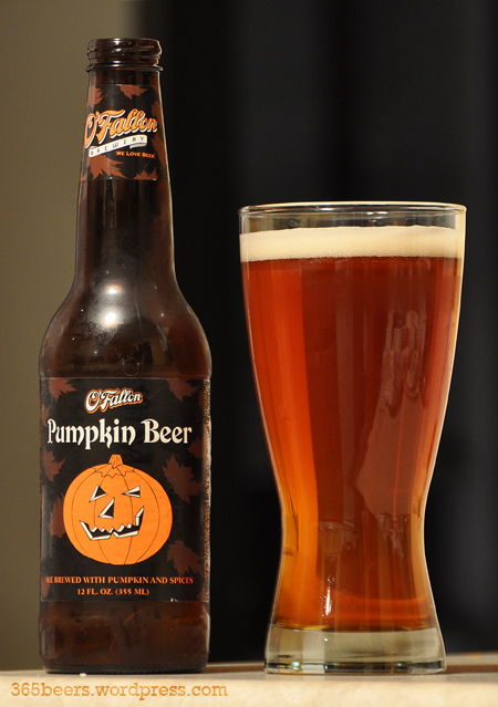 OFallon Pumpkin Ale