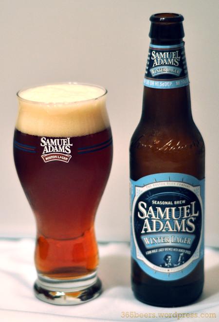Sam Adams | 365 days... 365 beers