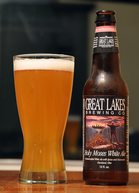 Great Lakes Holy Moses White Ale