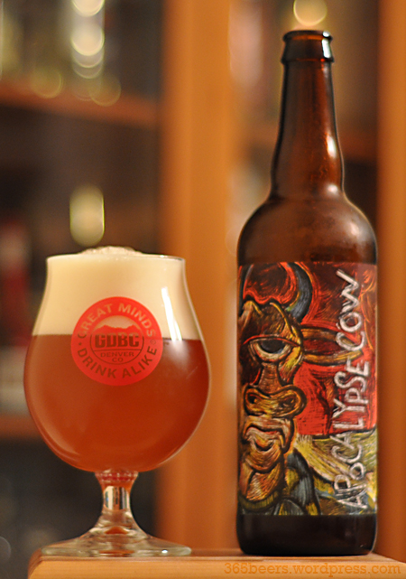 Three Floyds apocalypse cow