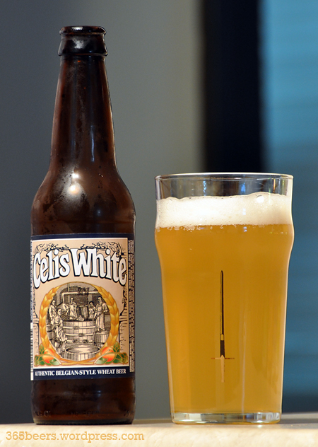 Michigan Brewing Celis White