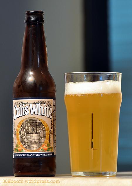 Michigan Brewing Celis White