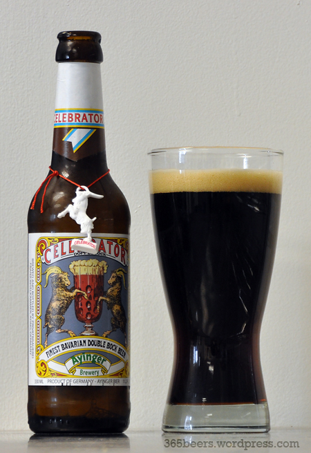 Ayinger Celebrator Dopplebock