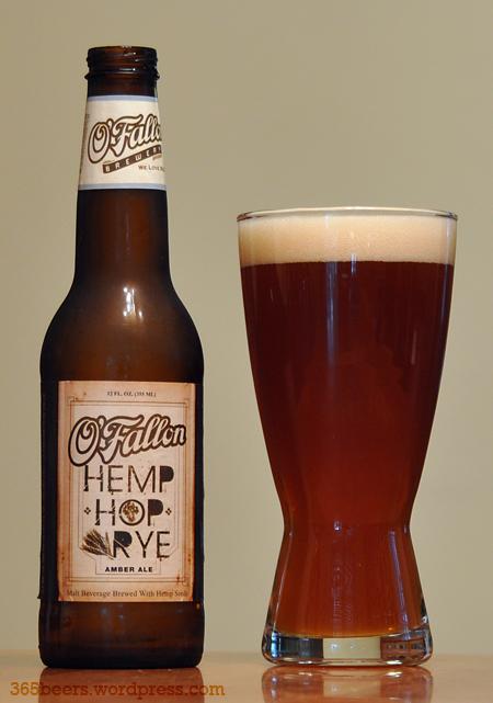 OFallons Hemp Hop Rye