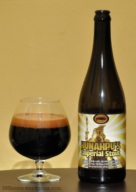 Cigar City Hunahpus Imperial Stout