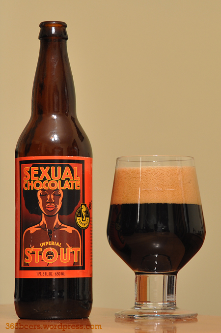 Foothills Sexual Chocolate Stout