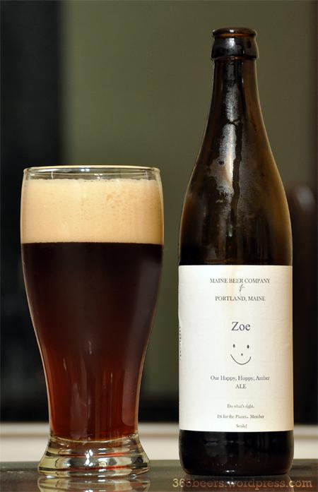 Maine Beer Company Zoe